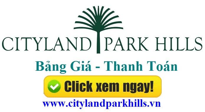 Dự án Cityland park hills thay đổi thị trường nhà đất Quận Gò Vấp