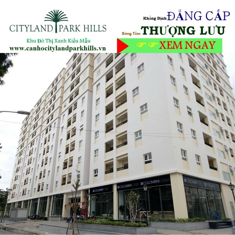Cho Thuê Căn Hộ Cityland Phan Văn Trị Quận Gò Vấp