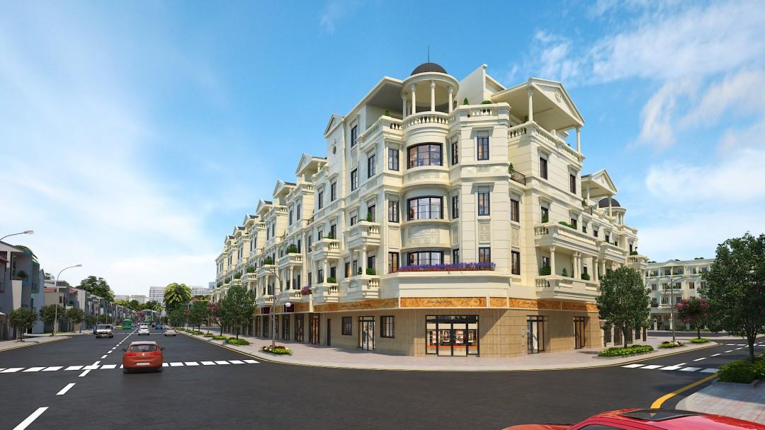 Nhà Phố Kinh Doanh Cityland Park Hills Gò Vấp 5 Tầng