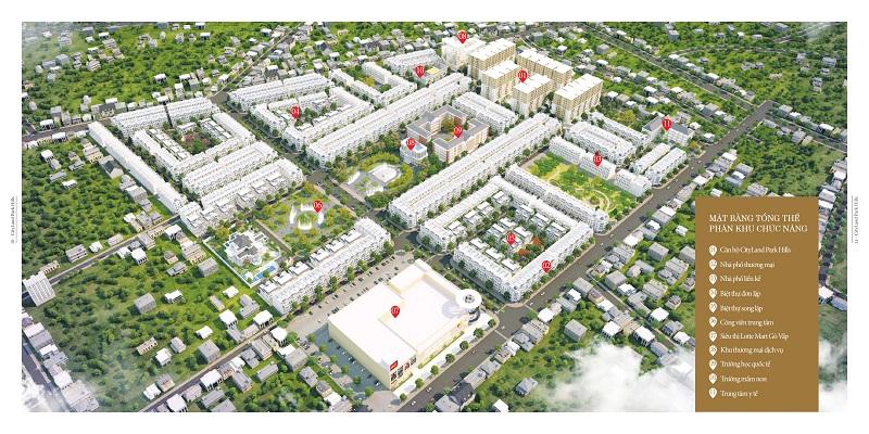 Prochure Dự án Cityland Park Hills 6