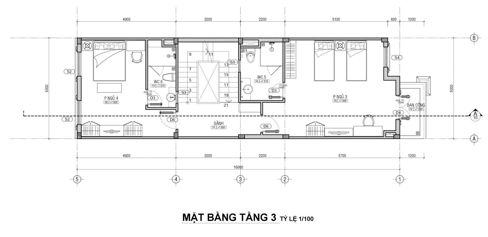 Cityland Park Hills T2 tang 3