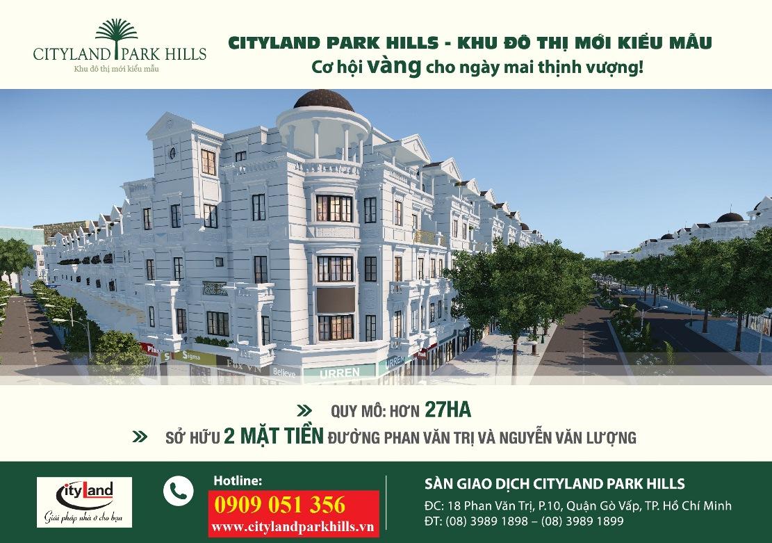Cityland park hills go vap