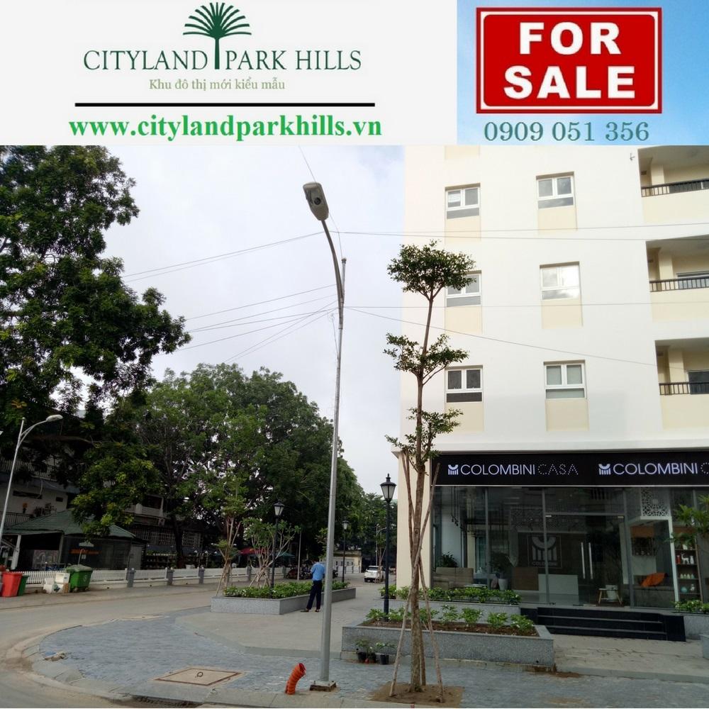 Căn hộ cityland park hills gò vấp