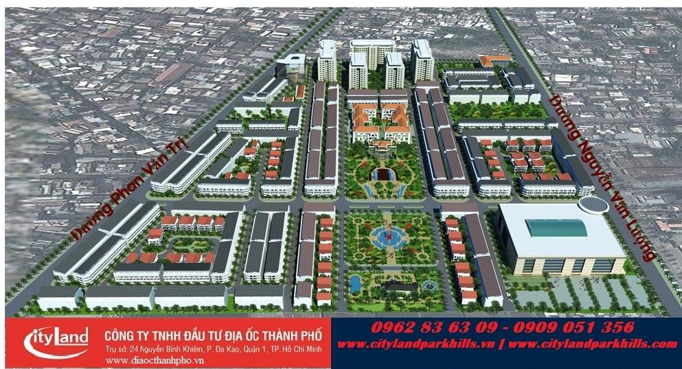 Dự án Cityland Park Hills City